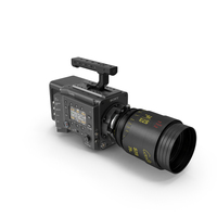 Venice Camera with Handle PNG & PSD Images