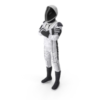 SpaceX  Spacesuit PNG & PSD Images