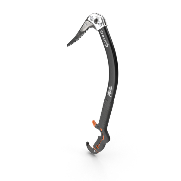 Ice Axe 4 PETZL Nomic PNG & PSD Images