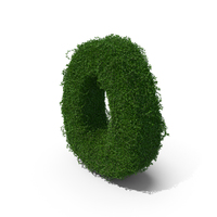 Boxwood O PNG & PSD Images