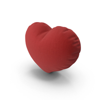 Heart Pillow PNG & PSD Images