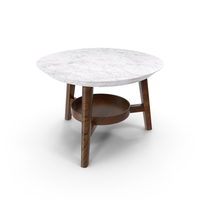 Round Table PNG & PSD Images