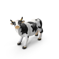 Cow Statue PNG & PSD Images