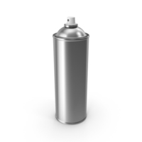 Spray Can No Cap PNG & PSD Images