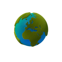 Green Earth PNG & PSD Images