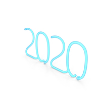 Neon 2020 Symbol PNG & PSD Images