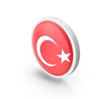 Flag Turkey PNG & PSD Images