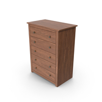 Chest of Drawers PNG & PSD Images