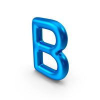 Letter B PNG & PSD Images