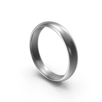 Tungsten Band Ring PNG & PSD Images
