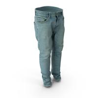 Jeans Blue PNG & PSD Images
