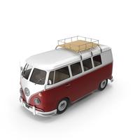 Volkswagen Type 2 PNG & PSD Images
