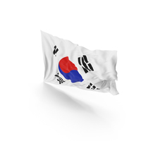 South Korean Flag PNG & PSD Images