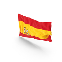 Spanish Flag PNG & PSD Images
