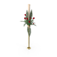 Ballroom Candle PNG & PSD Images