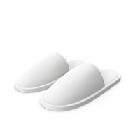 Bathroom Hotel Slippers PNG & PSD Images