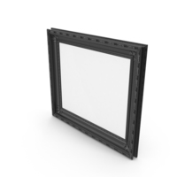 Black Picture Frame PNG & PSD Images