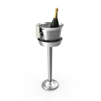 Champagne on Ice PNG & PSD Images