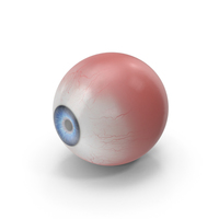 Realistic Eye Blue PNG & PSD Images