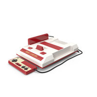 Nintendo Console PNG & PSD Images