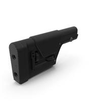 Magpul PRS GEN3 Precision-Adjustable Stock PNG & PSD Images