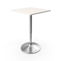 Poseur Bar Table PNG & PSD Images