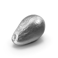 Avocado Hass Silver PNG & PSD Images