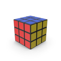 Rubik's Cube PNG & PSD Images