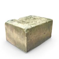 Old Concrete Block PNG & PSD Images