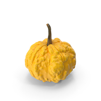 Decorative Pumpkin PNG & PSD Images