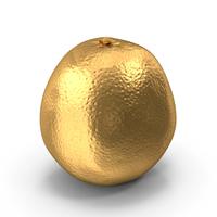 Gold Grapefruit PNG & PSD Images