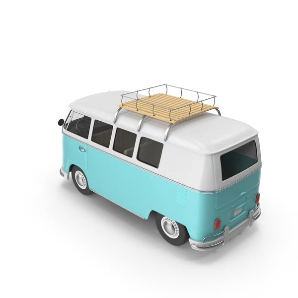 Volkswagen Minibus PNG & PSD Images
