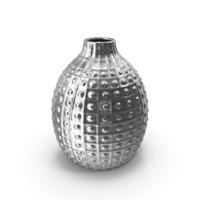 Vase Decoration Silver PNG & PSD Images