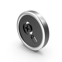Magnifier Icon PNG & PSD Images