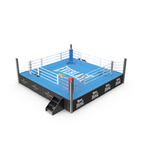 Everlast Boxing Ring PNG & PSD Images