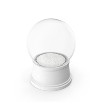 Snow Globe PNG & PSD Images