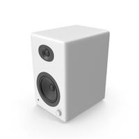 White Speaker PNG & PSD Images