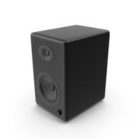 Black Speaker PNG & PSD Images