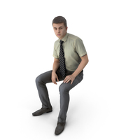 Businessman Sitting PNG & PSD Images