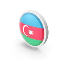 Azerbaijan Flag PNG & PSD Images