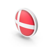 Denmark Flag PNG & PSD Images