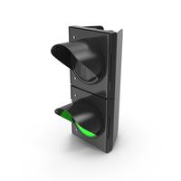 Traffic Light Pedestrian Green PNG & PSD Images