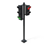 Traffic Light Green PNG & PSD Images