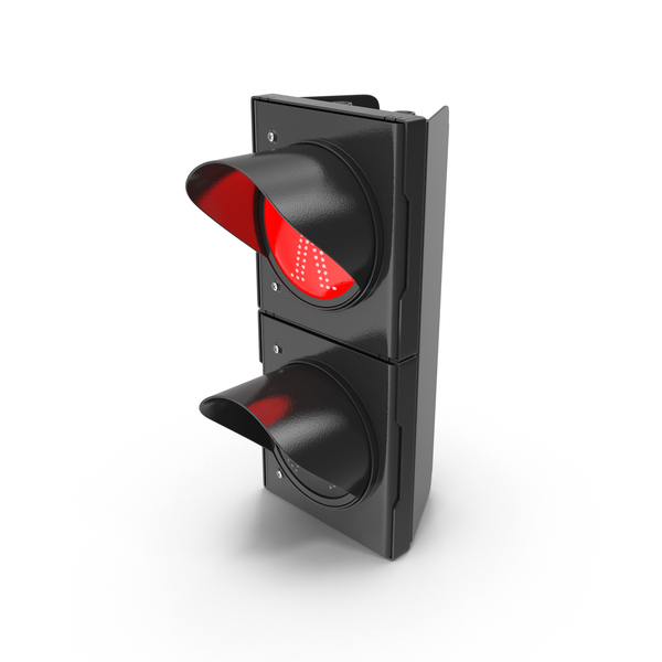Traffic Light Pedestrian Red PNG & PSD Images