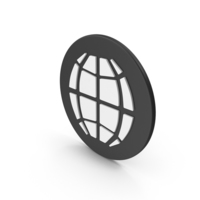 Web Icon White PNG & PSD Images