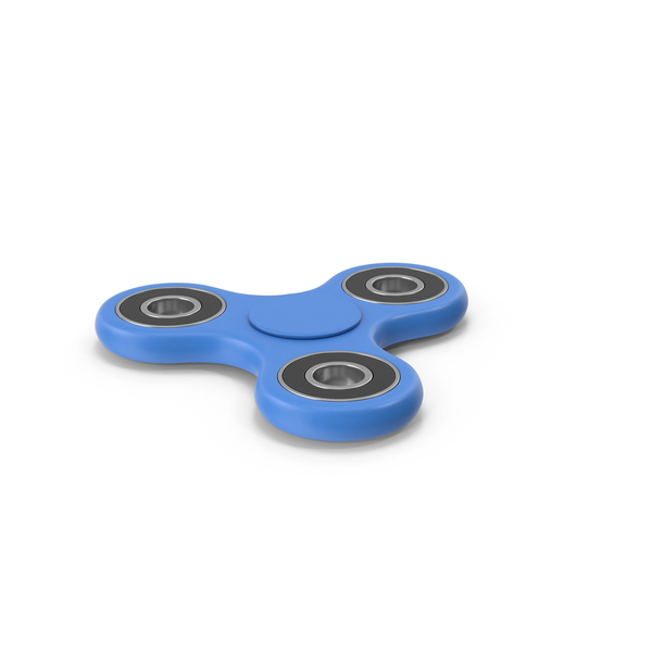 Blue Spinner PNG & PSD Images