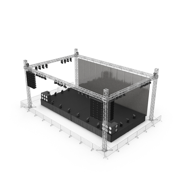 Indoor Stage PNG & PSD Images
