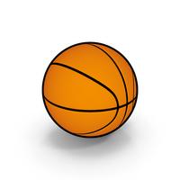 Cartoon Basketball PNG & PSD Images