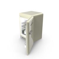 Open Refrigerator Beige PNG & PSD Images