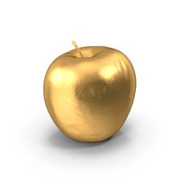 Golden Delicious Gold Apple PNG & PSD Images